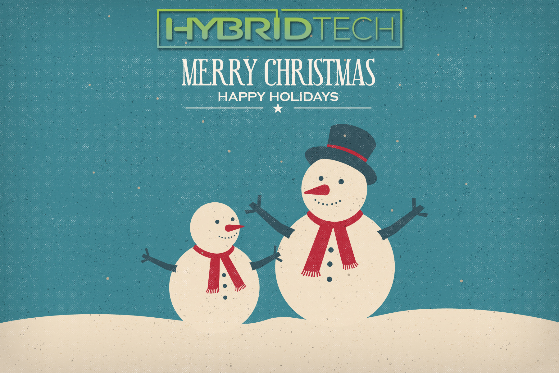 Happy Holidays from Hybrid Tech!